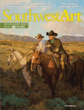 October 2013 Southwest Art