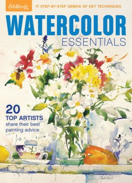 Cover of Watercolor Essentials