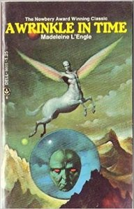Cover for 1978 edition of A Wrinkle in Time