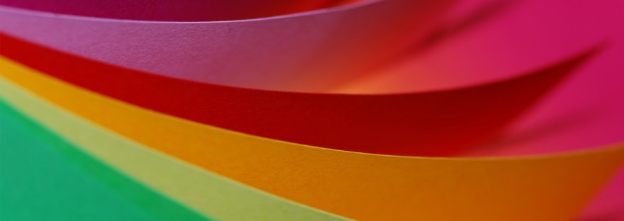 Header for color spaces
