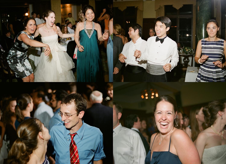 yale wedding reception union league dancing wendy g