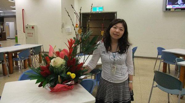 2010過年插花 | Wendygao033's Blog