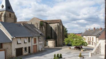 Vanuit Auberge Le Saint Léobon in Le Grand Bourg, aanrader om in Frankrijk te slapen op weg naar Spanje.