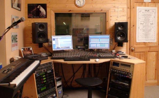 Small Recording Studio Design Ideas Home Decor And