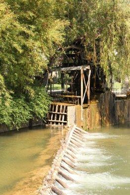 Waterwheel at Tomar