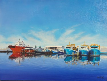 Fishing Boat Harbour Fremantle