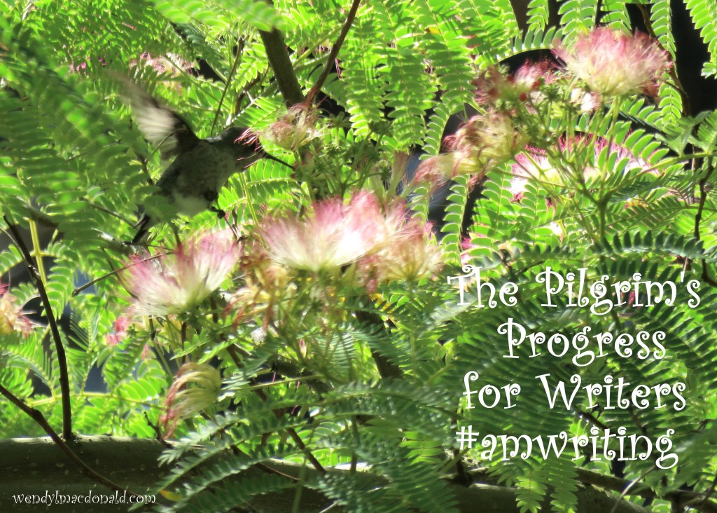 The Pilgrim's Progress for Writers #amwriting wendylmacdonald.com