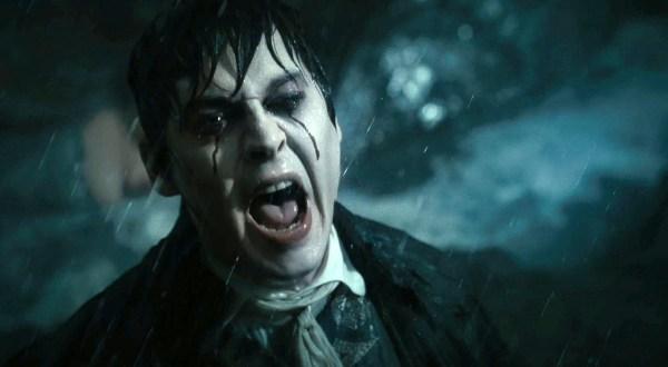 Johnny Depp as Barnabas Collins Dark Shadows