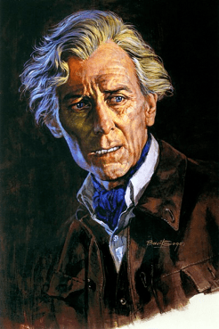 Basil Gogos Peter Cushing