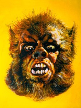 Curse of the Werewolf Basil Gogos