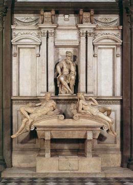 Tomb of Lorenzo de' Medici, 1524-33
