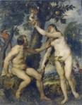 "Peter Paul Rubens, ""Adam and Eve"" (1628-29)"