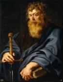 """Peter Paul Rubens, """"St. Paul"""""""