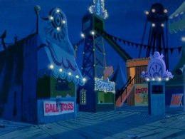 "Scooby Doo, ""Foulplay in Funland"" (1969)"