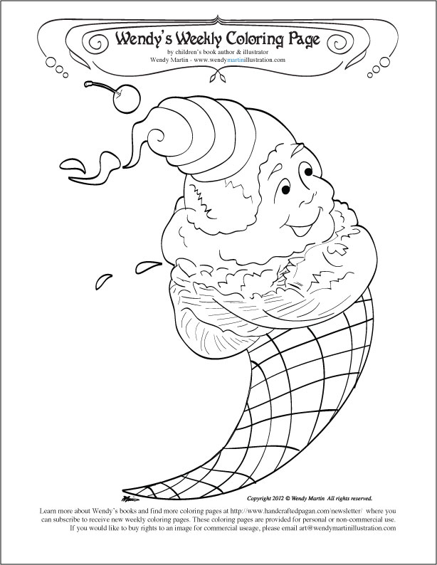Free Coloring Pages Archive