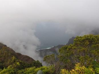Kalalau Lookout at Wai'ale'ale
