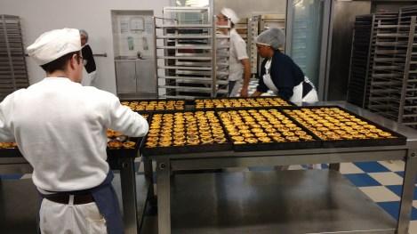 Time to make the pastéis de nata