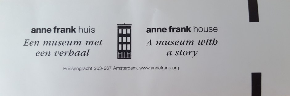 Ticket to Anne Frank House