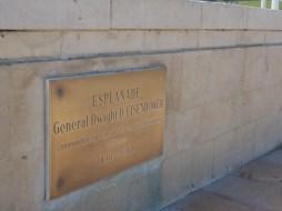 Esplanade Dwight D. Eisenhower, the Caen Memorial Museum address