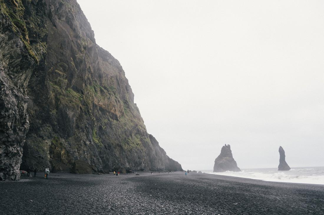 Wendy Ng Photography: Iceland &emdash; Reynisfjara