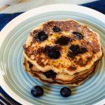 blueberryquinoapancakes