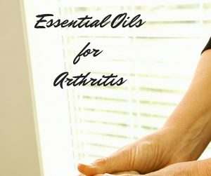 Essential Oils for Arthritis