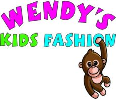Logo Wendy's Kids Fashion