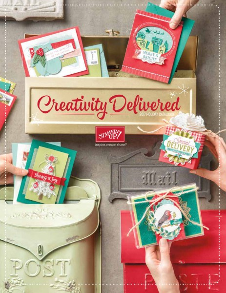 Wendy's Little Inklings: Stampin' Up! Canadian Holiday Catalogue