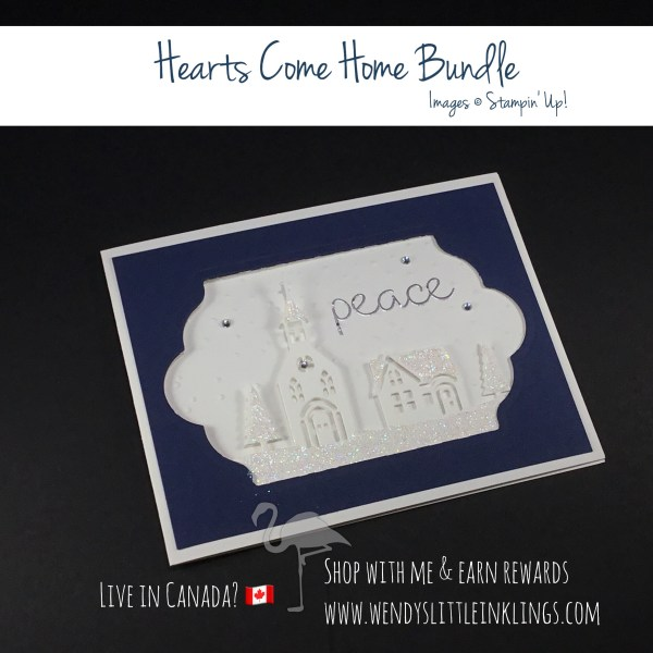 Wendy's Little Inklings: Hearts Come Home