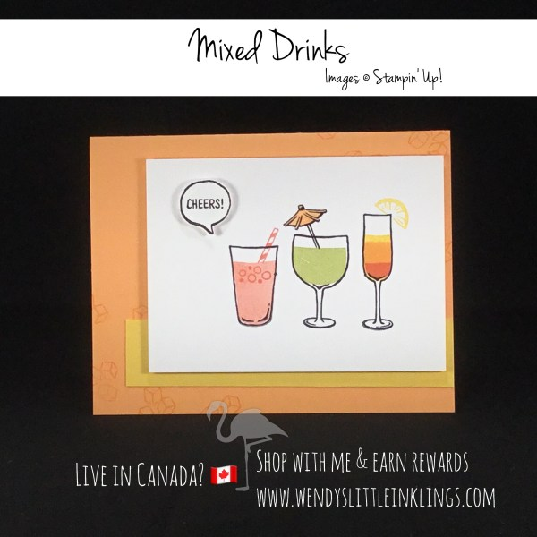 Wendy's Little Inklings: Mixed Drinks