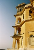 Magical Monsoon Palace in Udaipur, Rajasthan