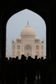 Taj of course