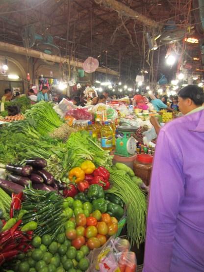 Seam Reap Market