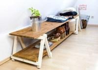 DIY Regal: Regal bauen mit Mini Klappbcken
