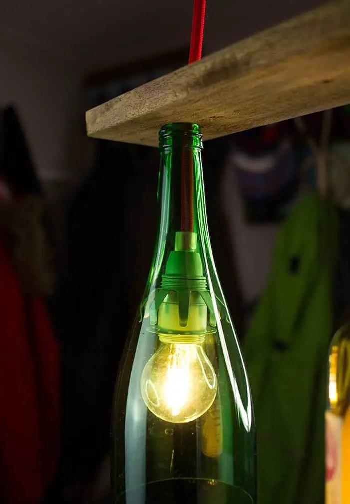 Lampen Aus Flaschen Selber Machen - Pravdarub.top