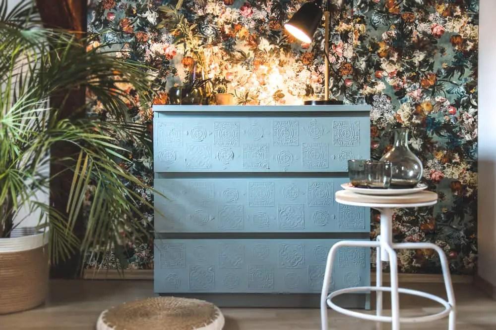 Ikea Moebel Mit Kreidefarbe Streichen