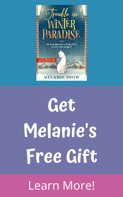 Free short paranormal cozy mystery by Melanie Snow
