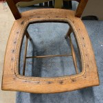 Chair Cane Removal