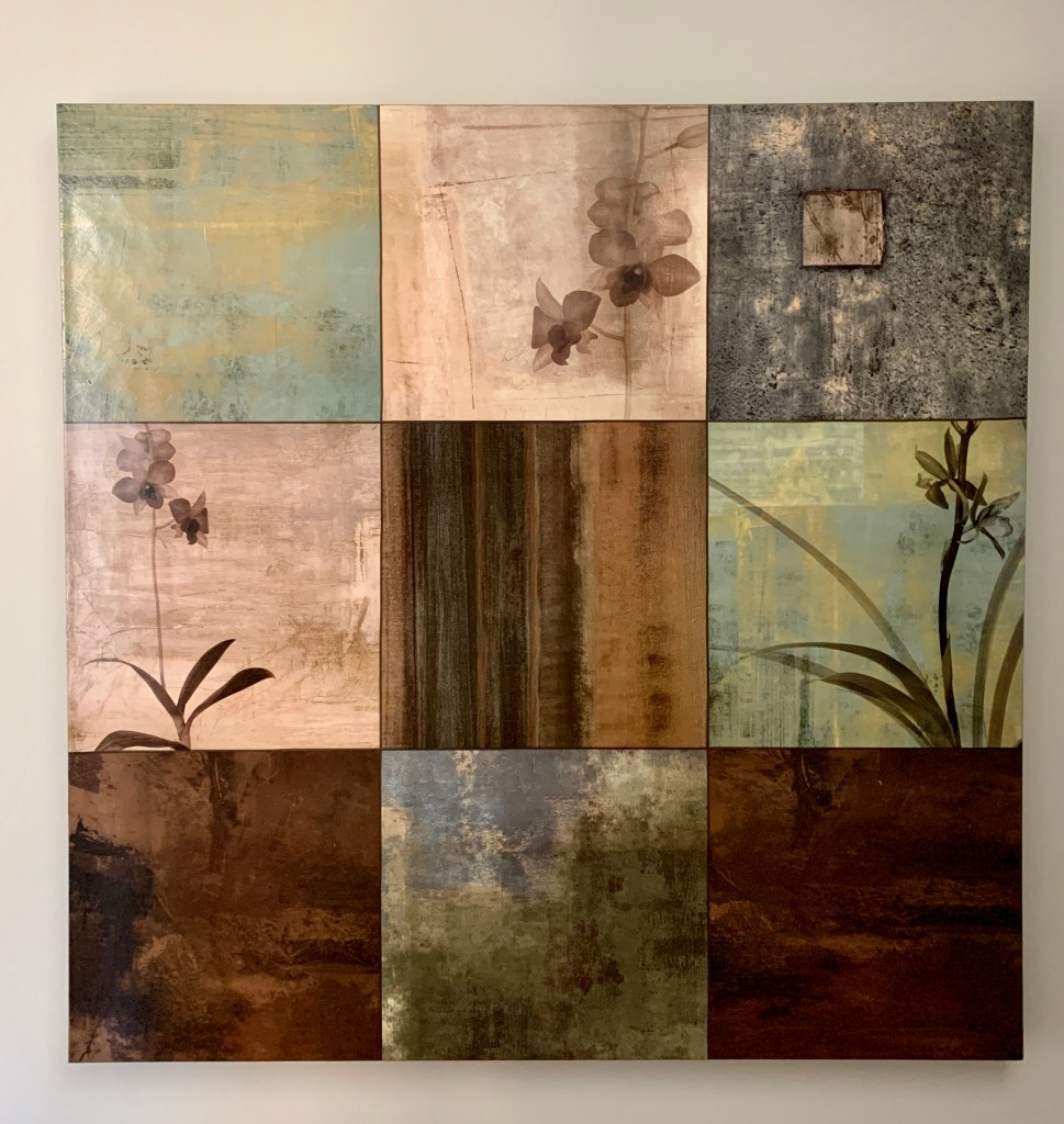 Canvas Makeover