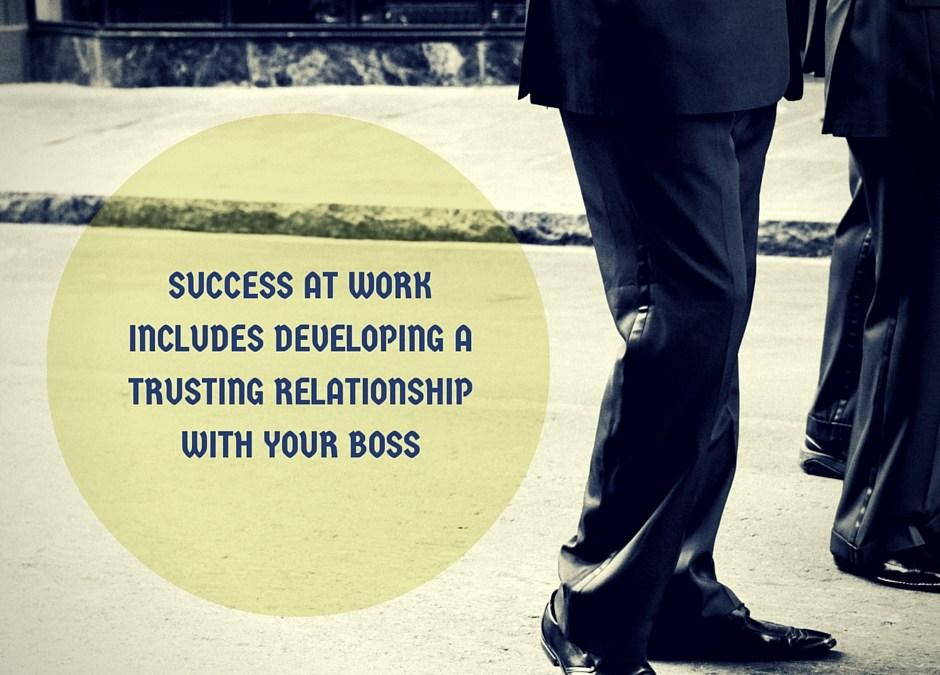 Managing Upward: Key to Career Success