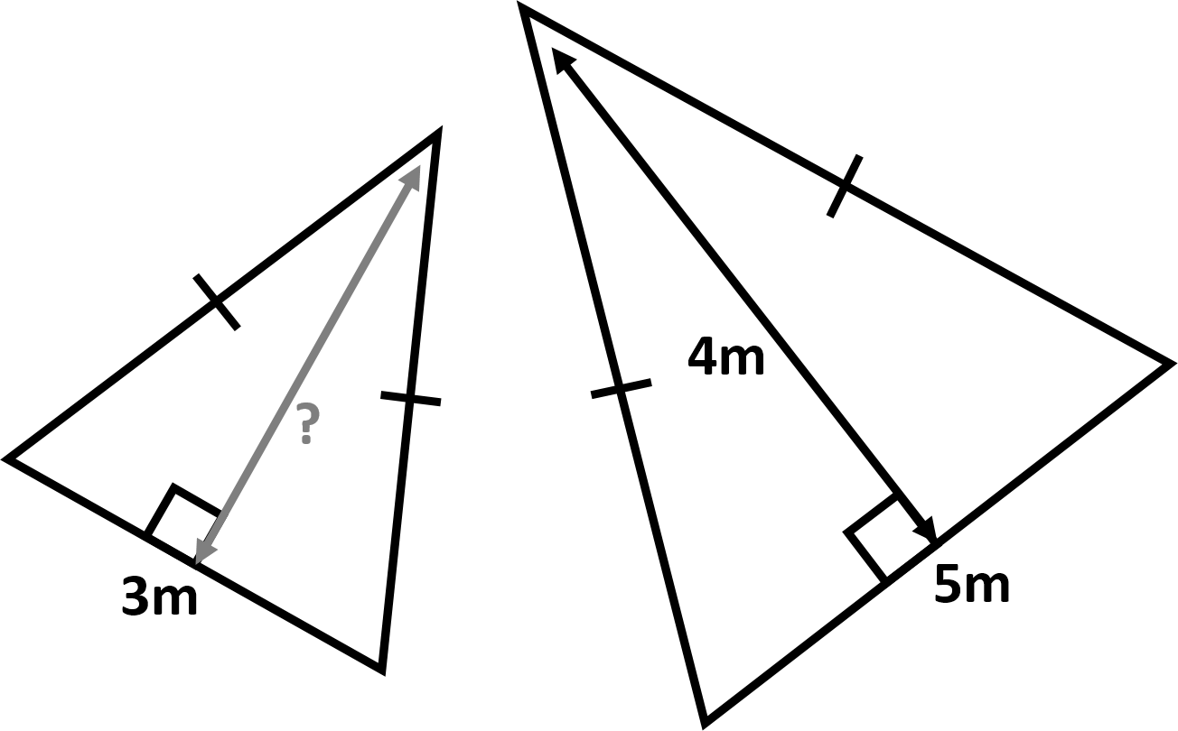 Area of shade sails (intermediate)