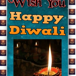 Happy Diwali Wishing Script For Blogger Platform