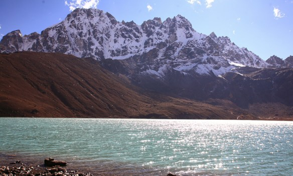 Everest Gokyo lake 02