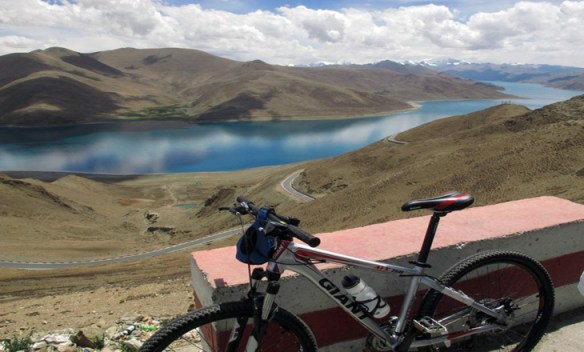 Lhasa cycling 02
