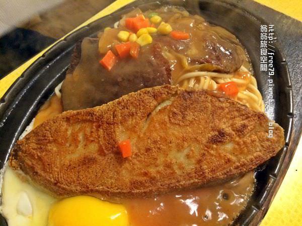 三重平價美食牛排,口感扎實!這間真的不是組合肉啊!//三和夜市//平價//臺北橋捷運站//吉市牛排 - 翁翁旅食 ...