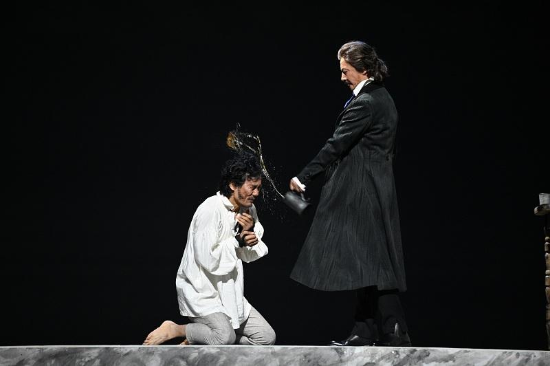 國家大劇院《基督山伯爵》演繹世界百年經典_文化中國_中國青年網