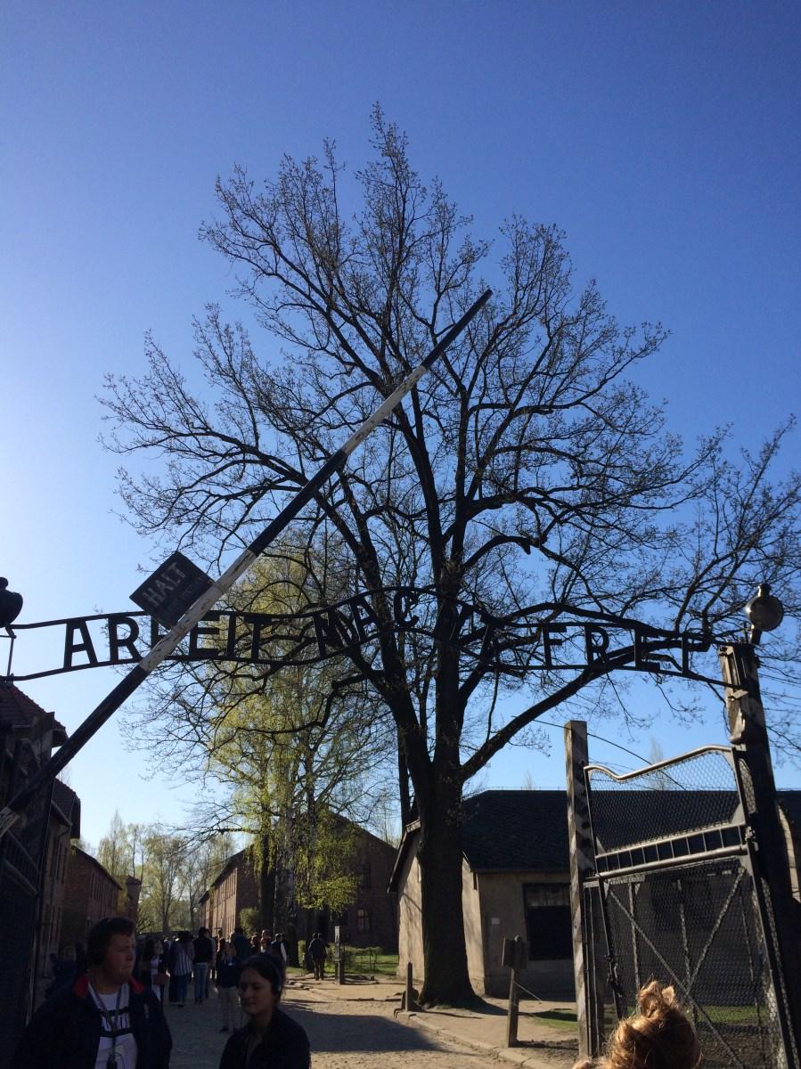 Auschwitz-Birkenau Memorial and Museum 波蘭奧許維茲集中營 – Unterwegs