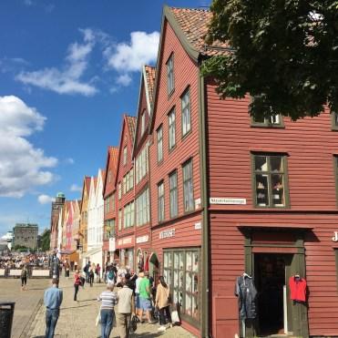 Altes Fischerdorf ganz neu.