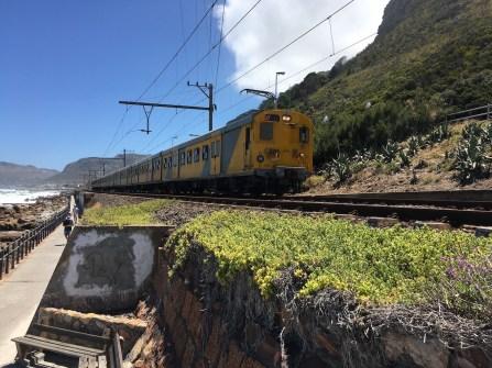 Metrorail fahren - ein echtes Erlebnis