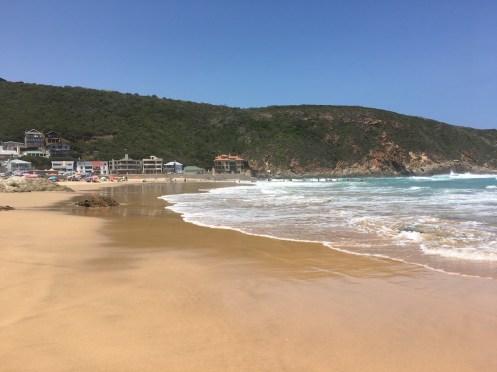Zwischendurch ein Strandspaziergang.